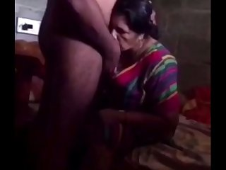 Desi mallu aunty sex with her husband brother