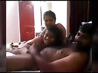 Indian Tamil  Threesome