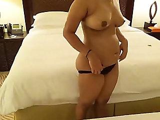 Lewd Indian Pair Sex threatening