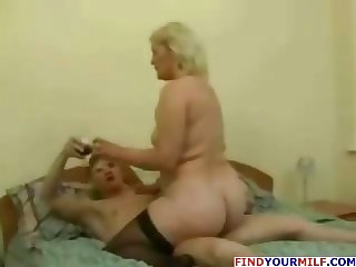 Russian Mature MILF 8