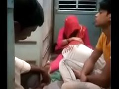Desi lovers rendering naughty sexual intercourse helter-skelter dethrone
