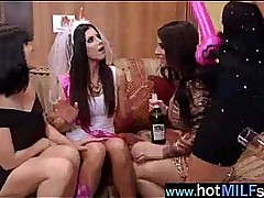 Broad in the beam Dick Dominant Naughty Hot Sluty Mature Nipper (india summer) movie-13