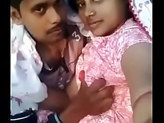 desi couple beeswax with bf