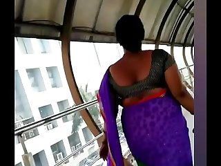 MY GF HOT MOM MALINI OPEN BACK AND TIGHT ASS SHOW