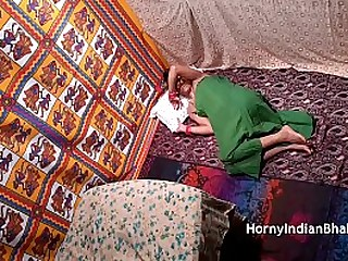 Sexy Indian Bhabhi Getting Pregnant With Her Nephew