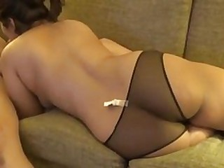 Desi Big Ass Wife Doggy Fuck With Loud Moans 5