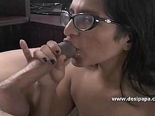 Indian Blowjob - DesiPapa.com