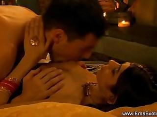 Desi Lovers Explore Their Sensuality