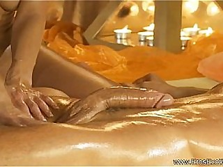 The Body Needs an Oil Massage