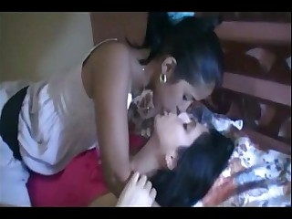 Taboo sexy Indian lesbian fantasy - HornySlutCams.com