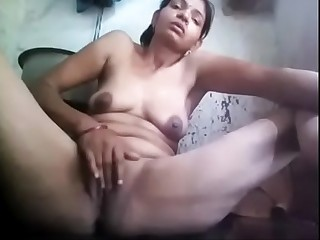 Indian masturbation aunty