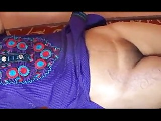 Indian wife gets tatto