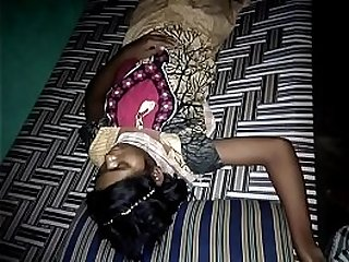 Desi sleeping girl