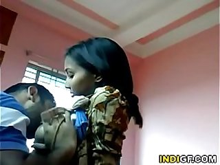 My Desi Stepsister Gives Me Blowjob