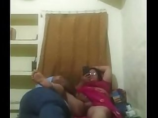 - Desi Mature Couple Romance