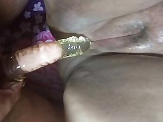 Bbw Desi house wife fucked by hubby at home and recorded