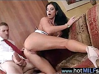 Sex Action With Hard Mamba Cock Stud And Hot Mature Lady (india summer) video-15