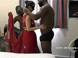 indian fucked by big black cock