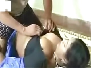 Indian wife having sex with her husband