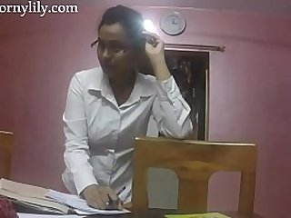 Indian Teacher With Student Sex Video