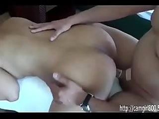 Cheating indian mom hard fuck by her sons friend