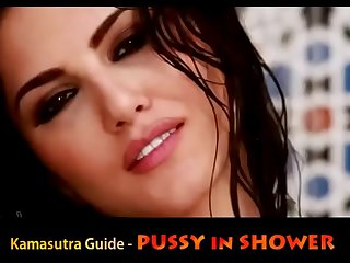 PUSSY in Shower  Sunny Leone Sex Tips ( Hindi )