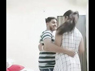 Desi girl showing Ass