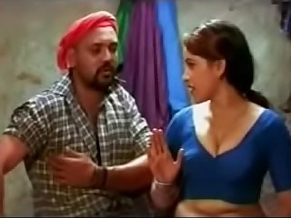 Busty Reshma In Madhuram Movie Scene
